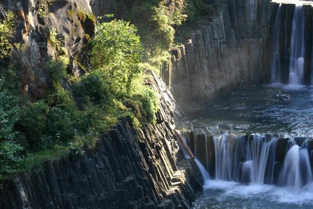 山梨 田原の滝4