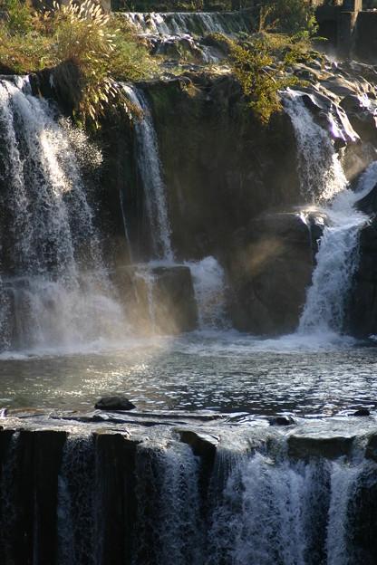 山梨 田原の滝6