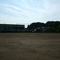 写真: [CLANNAD]090816_野球グラウンド_7