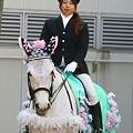 写真: 川崎競馬の誘導馬04月開催 桜Verその1-120409-02-large