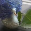 テーブルフォト 紫陽花 DPP09_60008.9