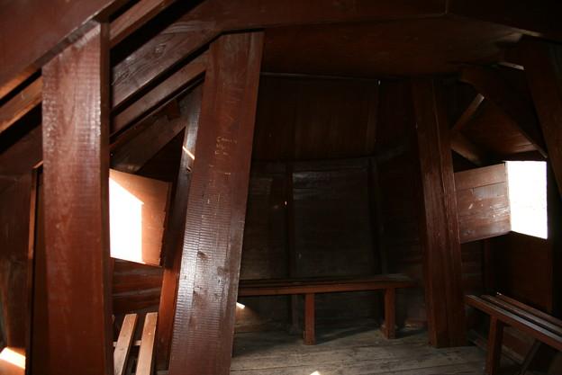 トロイ 木馬の内部