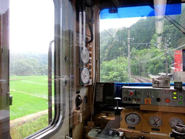 Photos: 能勢電鉄で終点の妙見口へ