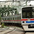写真: 3400形 快特 羽田空港ゆき