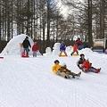 094 軽井沢スノーパーク雪遊び by ホテルグリーンプラザ軽井沢