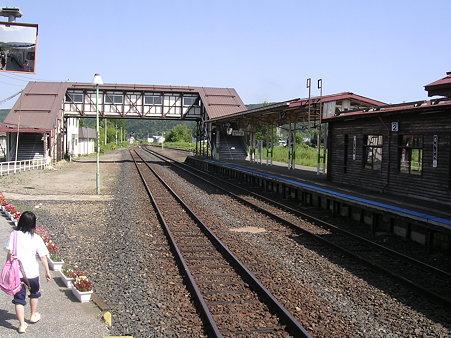 留辺蘂駅7