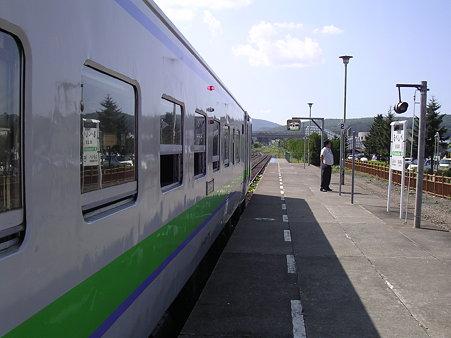 留辺蘂駅8