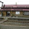 写真: 静狩駅舎