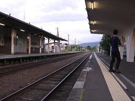 上川駅ホーム2