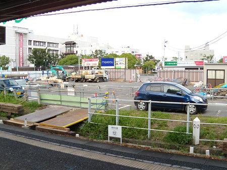 犬山駅バリアフリー準備工事