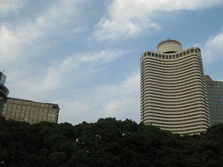 2009.07.20 首都高から撮影した写真