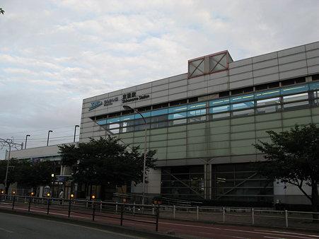 2009.08.14 東雲駅