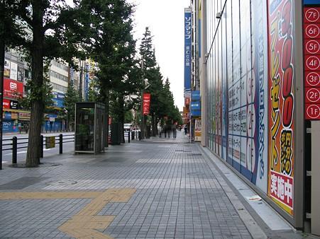 2009.10.10 秋葉原 早朝