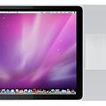 写真: アップルのタブレットMac予想:横、B5