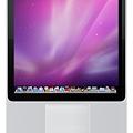 写真: アップルのタブレットMac予想:縦、B5