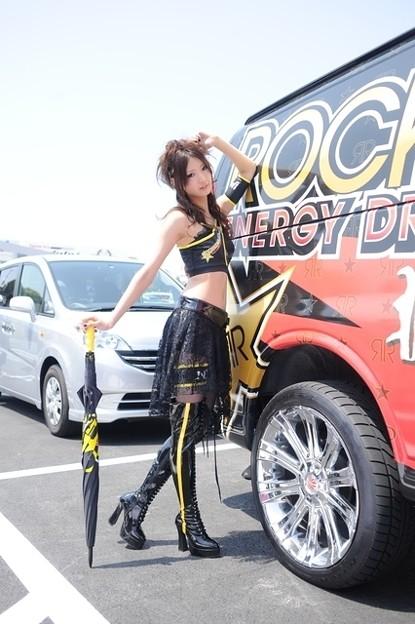 2009 YOSHIKI×ROCKSTAR GIRLS(1)