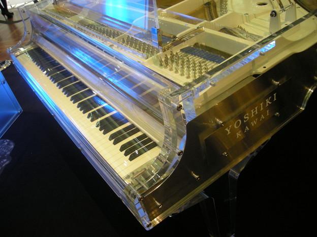 DSCN200909_YOSHIKI CRYSTAL PIANO(6)