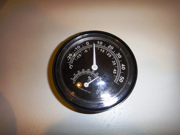 2011年2月9日 気温6度