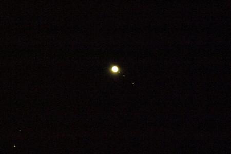 木星とその仲間