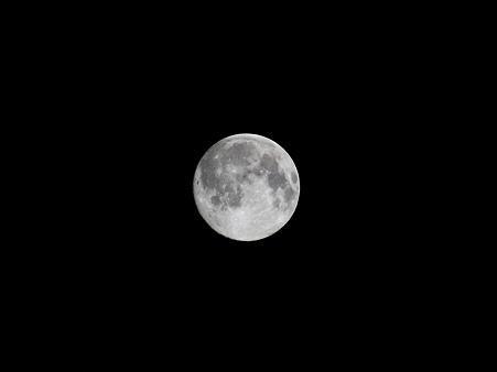 中秋の名月(2) 22:55