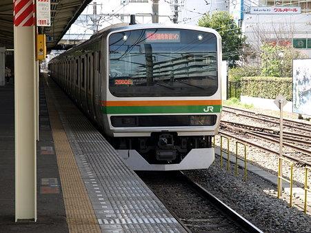 E231系(保土ヶ谷駅)
