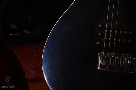 ギター・・その曲線美