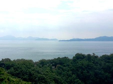 岡村島からしまなみ海道