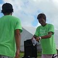 写真: 名蔵ダムまつり 090