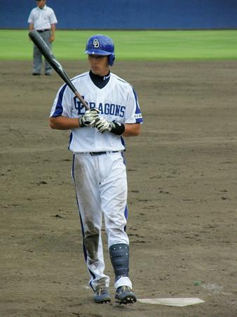 099 なんか、プロ野球選手になってきました