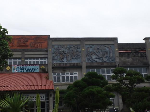 小学校 嘉手納