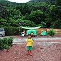 Photos: 雲見オートキャンプ場092