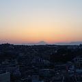 ヨドバシ上大岡店からの富士山 その2