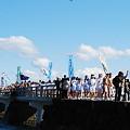 写真: 平成23年青島神社新春の禊裸まいり10