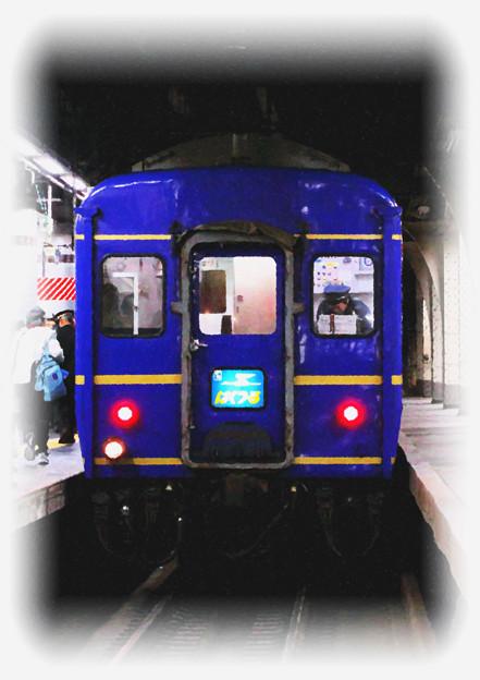 東北本線 上野駅 寝台特急 懐かしのはくつる