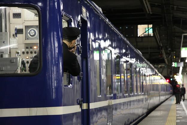 Photos: 高崎駅 寝台特急 北陸