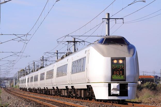 Photos: 常磐線 特急スーパーひたち