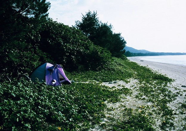 Photos: 西表島 南風見田の浜