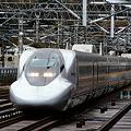 写真: 新幹線 ひかりレールスター