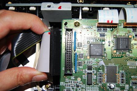 XP-50 音源基盤コード接続確認用2