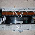 写真: XP-50 鍵盤が付くとこんな感じ