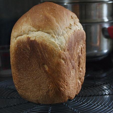 大家さん用に焼いたパン(米粉30%バージョン)