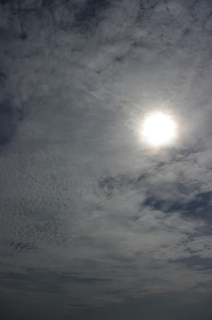 梅雨明けの空(1)