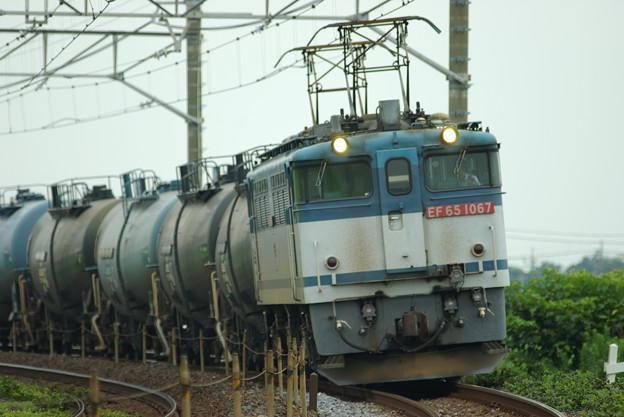 EF65-1067(東北本線)