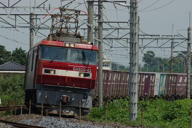 EH500-42(東北本線)