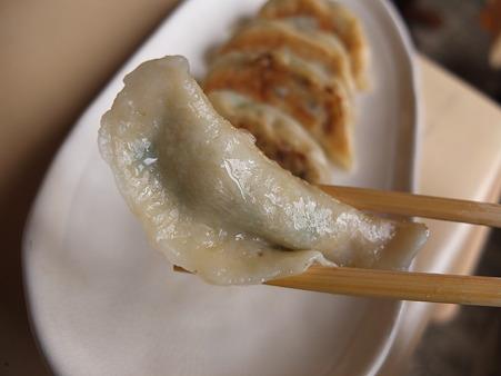 チャイナハウス ライチ 元祖焼き餃子 裏側2