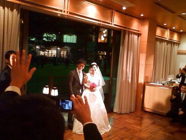 式 明治 記念 館 結婚