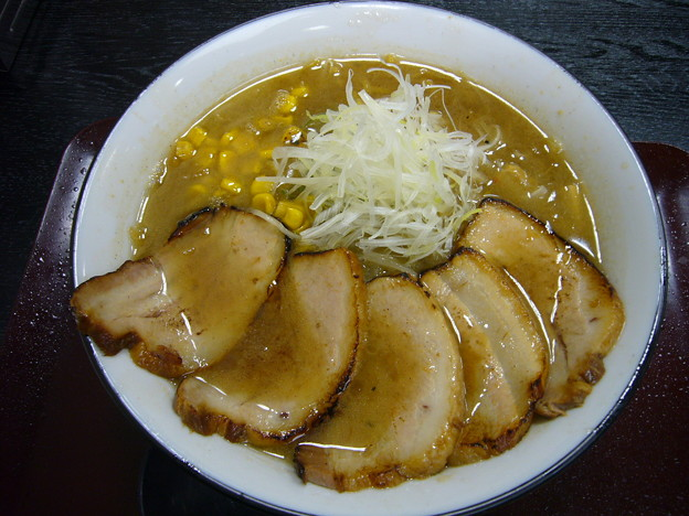 さっぽろ焙煎ラーメンみのや@日本橋三越催事
