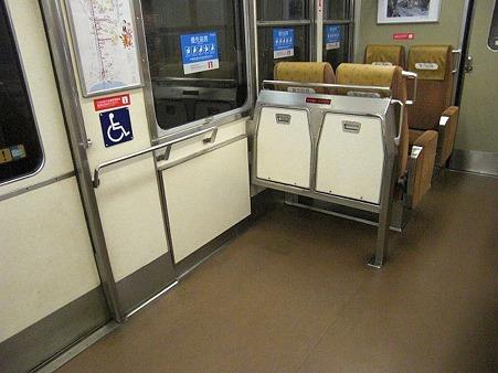 803-車いすスペース