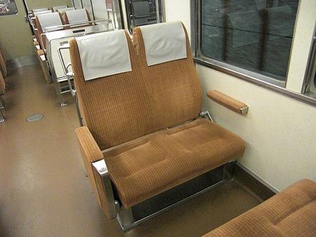 803-座席(茶系)