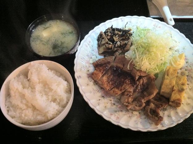 写真: 5/15 昼食